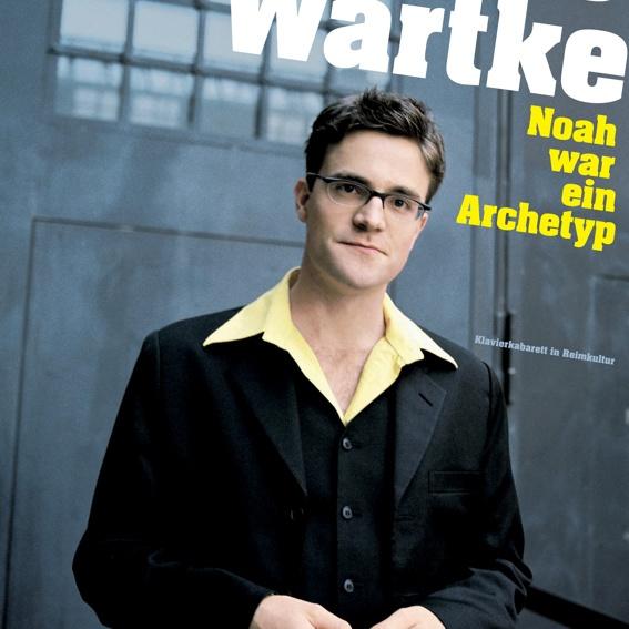 Bodo Wartke - Noah war ein Archetyp - Live-Doppel-DVD (handsigniert)