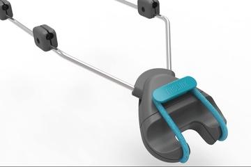 Trolink - Fahrradanhängerkupplung für Trolleys