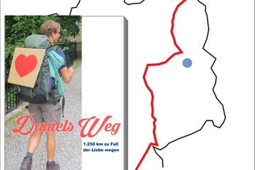 Daniels Liebesmarsch - jetzt das Buch!!!