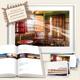 MAROKKO DELUXE EDITION - Innen(t)raum. Signiertes Buch, gerahmtes Bild (50x75 cm) & zwei Kartensets. Deutschlandweit freihaus!