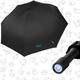 Regenschirm mit LED-Lampe und Tinoh-Logo