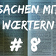 #8 SCHNITT