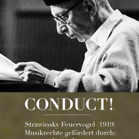 Strawinsky-Förderer