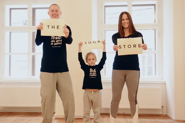THE YOGA STORE