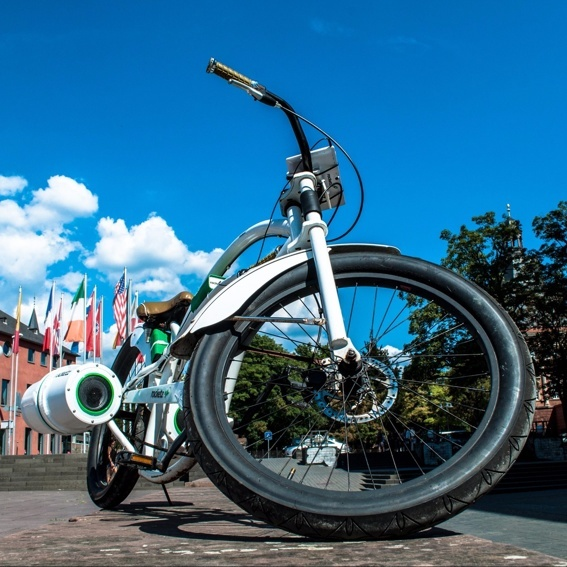 Das ROCKETZ BooomBike - Germany only