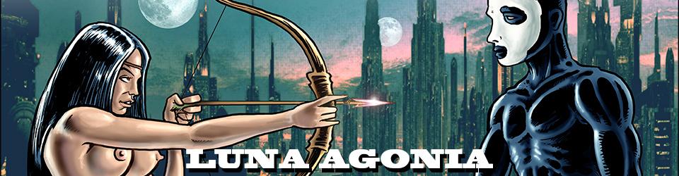 """Spielfilm """"Luna Agonia"""""""