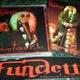 FUNDETTA full package - beide Alben, ein Shirt und ein Wristband Deiner Wahl + Poster + handsignierte Autogrammkarte und Aufkleber (Sticker)