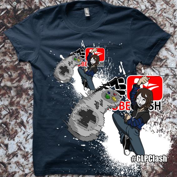 #GLPClash-Shirt