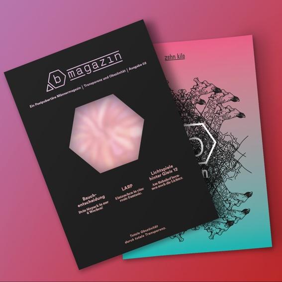 b magazin bundle   Ausgabe 1 & 2