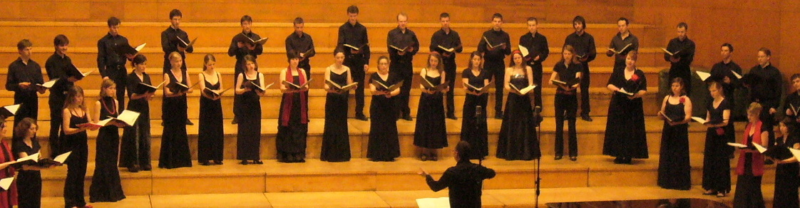 Madrigalchor der Musikhochschule München fährt in die USA