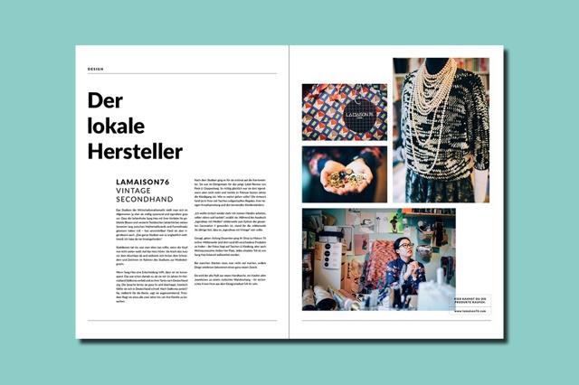Paper - Das Printmagazin für Kölns Veedel
