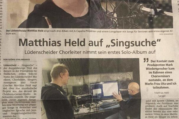 Matthias Reim Album 2021
