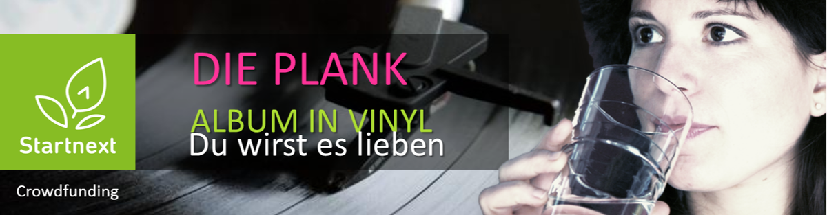 DIE PLANK | Album in Vinyl