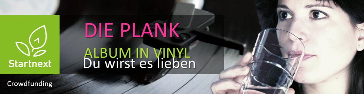 DIE PLANK   Album in Vinyl