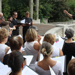 FÜR BERLINER: Chor - hinter den Kulissen