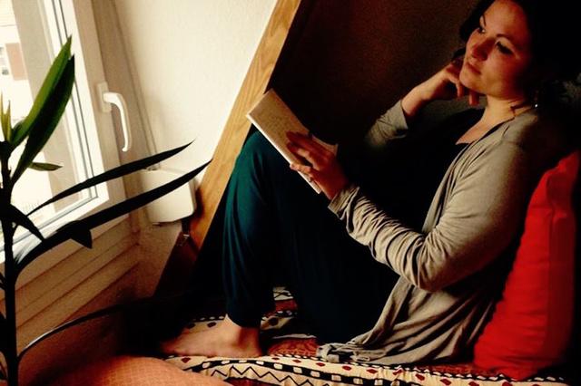 Hanife Örki | Poetry & Poetry-Slam