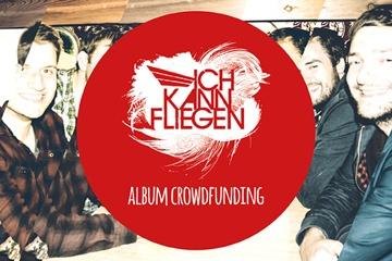 "Ich Kann Fliegen - ""Alles Flimmert"" Album 2014"