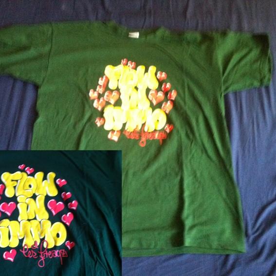 XL T-Shirt Dunkelgrün Egosoul