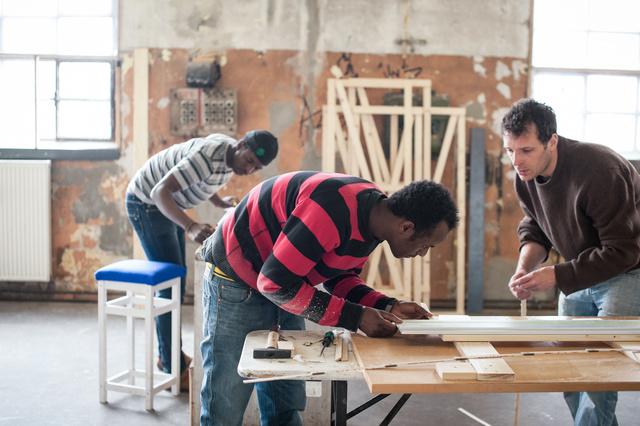 CUCULA – Das Unternehmen von und für Flüchtlinge