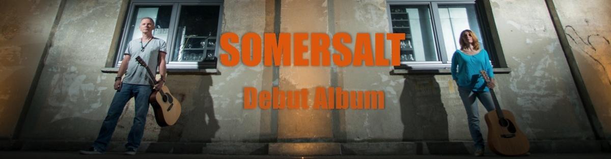 SOMERSALT - Debut Album