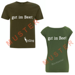 """T-Shirt """"gut im Beet"""""""