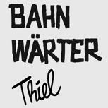 Gästeliste im Bahnwärter Thiel