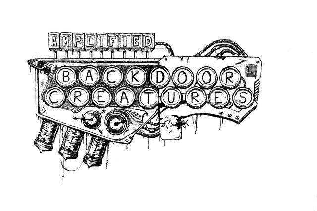 Amplified Backdoor Creatures Tour 2015