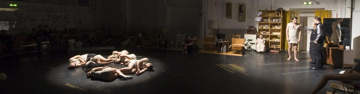 HAMLET - Theater und Performance RAMPIG