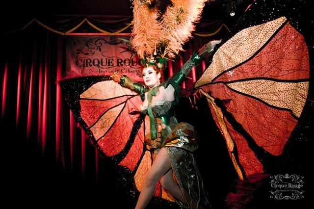 Cirque Rouge - The Theatre Project