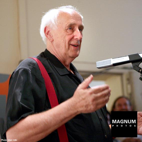 Magnum photography workshop with Thomas Hoepker