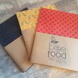 Bee Food Wraps Größe L
