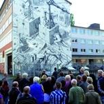 Graffiti-Stadtführung durch Kassel