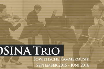 OSINA TRIO - Konzertreihe in Kassel