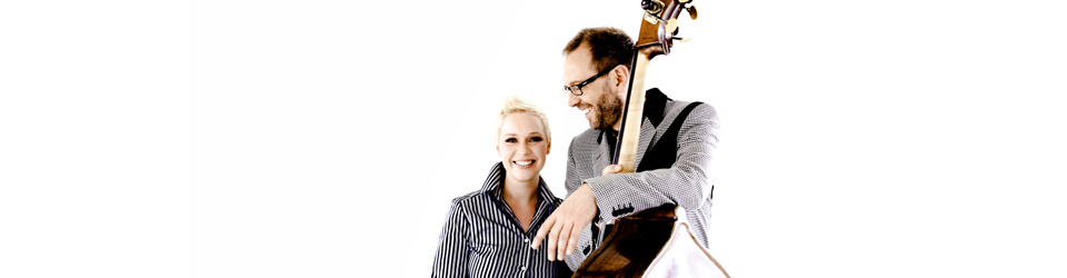 "FRAUCONTRABASS - Neues Album  ""American Songbook revisited"""