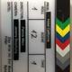 Die Urfilmklappe mit Handsignatur des Regisseurs