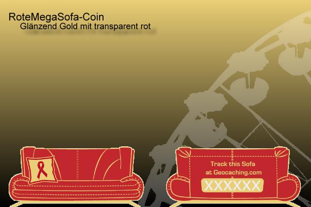 Die RoteMegaSofa-Coin