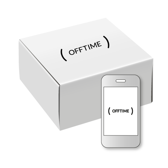 The ( OFFTIME ) app package