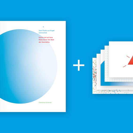 3x Buch + 3x Postkarten-Set