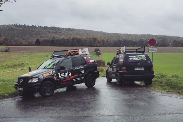 Team Desert Taxi - Rallye für den guten Zweck
