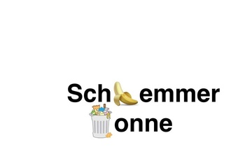 Schlemmertonne