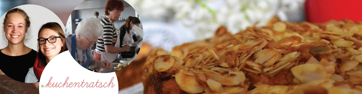 Kuchentratsch - Leckere und mit Liebe gemachte Kuchen von Oma