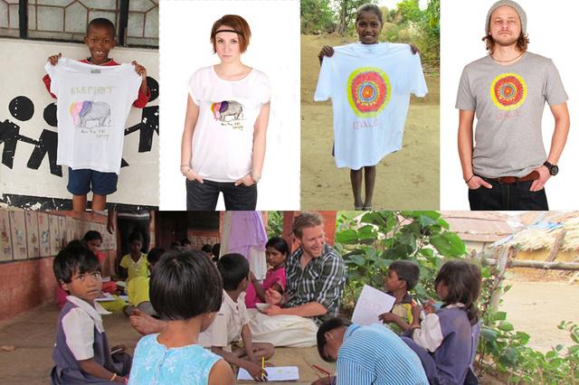 TELLAVISION // Kids werden zu Modedesignern