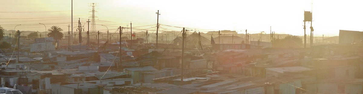 "Photoprojekt ""inside to outside"" mit Waisenkindern aus Khayelitsha"