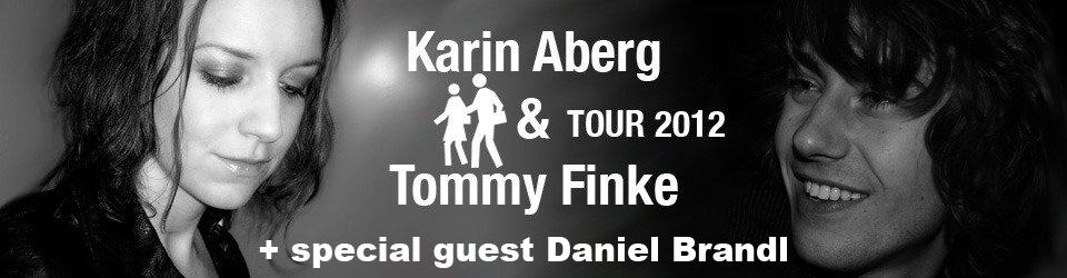 Karin Åberg (Schweden) & Tommy Finke & Daniel Brandl Minitour II