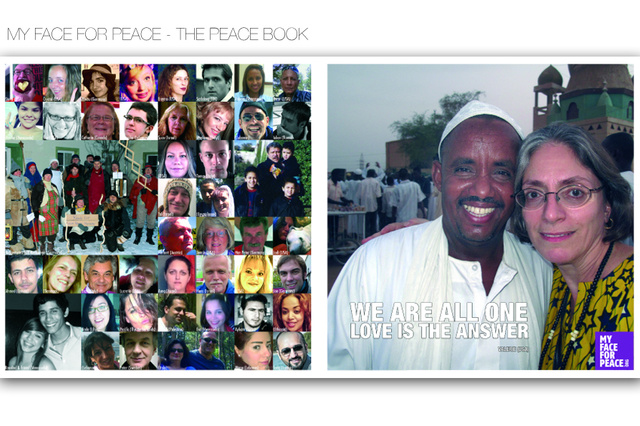 My Face For Peace