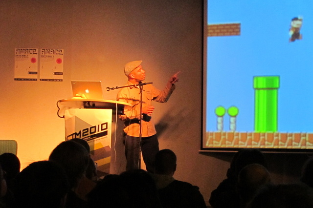 A MAZE. Indie Connect - 1.Internationale Indie Games Conference