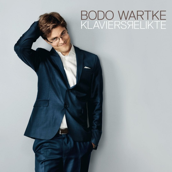 Bodo Wartke - Klaviersdelikte + Bonus EP (handsigniert)