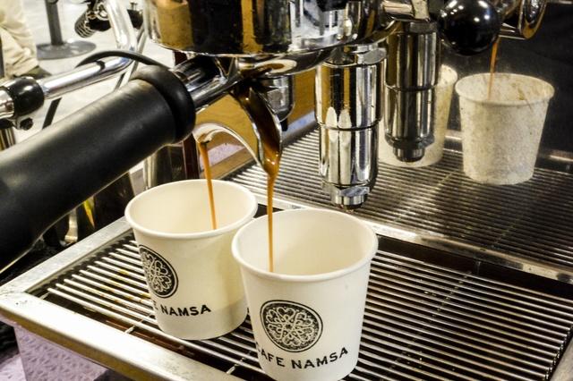 Café Namsa - das Innsbrucker Social Business