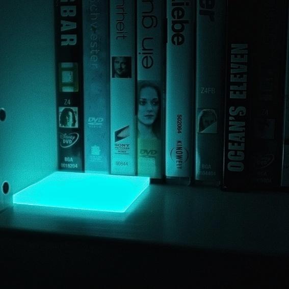 Licht-Recycler in Standard-Ausführung