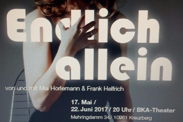 CD Mai Horlemann und Frank Helfrich